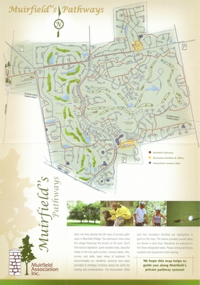 Muirfield Path Map